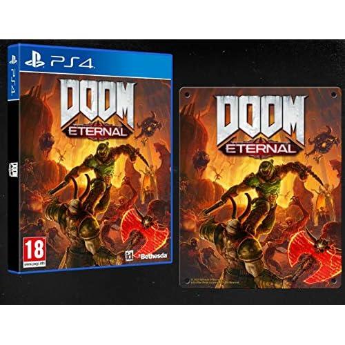 chollos oferta descuentos barato Doom Eternal Edición Exclusiva Amazon PS4