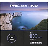 Lee Filters ProGlass 100x100mm IRND 6 Stop 1.8 ND Glass Filter