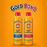 Gold Bond No Mess Spray Powder Fresh 7