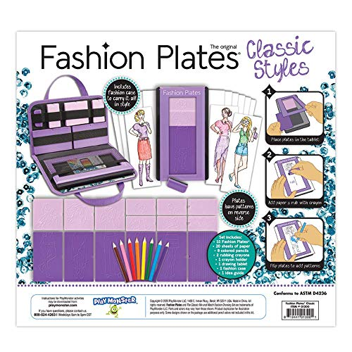 Fashion Plates Classic Styles