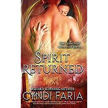 Spirit Returned (Whisper Cove Book 3)