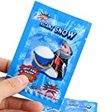 CoscosX 10 Pack SAP Magic Snow Instant Fake