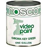 Rosco Chroma Key Matte Green Paint - Gallon by Rosco