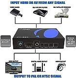 OREI XD-990 PAL HDMI/RCA to NTSC HDMI 50/60 Hz