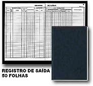 Livro Fiscal - Registro De Saidas - Modelo 2-a - 50 Folhas - Sao Domingos 5711.7