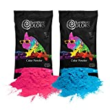 Gender Reveal Powder by Chameleon Colors, 1 Pound