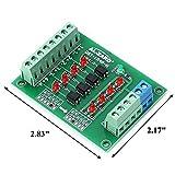 Icstation 4 Channel Voltage Level Translator Opto