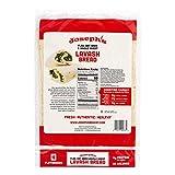 Value Bundle: Joseph's Lavash Bread and Pita, Flax