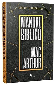 Manual bíblico Macarthur - Repack