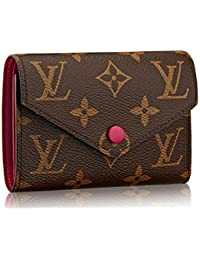 Monogram Canvas Victorine Wallet Article: M41938
