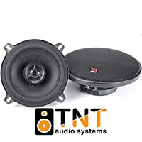 Tempo 5 Coax - Morel 5.25 100W RMS 2-Way Coaxial Speakers with Crossovers