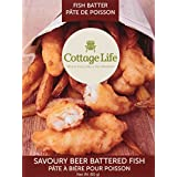Orange Crate Food Company Cottage Life Savoury Beer Battered Fish, 100 Grams