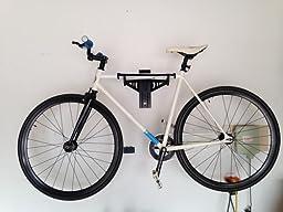 Amazon Com Feedback Sports Velo Wall Rack Black Bike