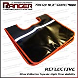 Ranger Durable Vinyl Safty Winch Damper for Steel Cable or Synthetic Rope