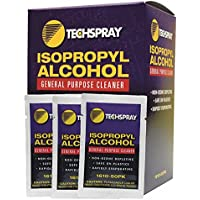 Tech Spray FBA_1610-50PK Alcohol Fragrance Multipurpose Cleaning Wipes,