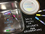 MoodClue has 6 packs of neon liquid chalk markers