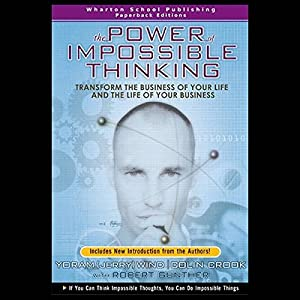 A Power of Impossible Thinking Audiobook