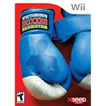 Victorious Boxers: Revolution - Wii