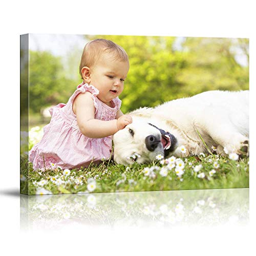 SIGNFORD Personalized Canvas Wall