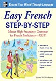 Easy French Step-by-Step: Master High-Frequency
