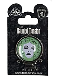 Disney Pin - Haunted Mansion - Madame Leota Crystal Ball and Stand