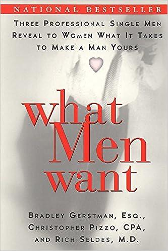 I want a single man