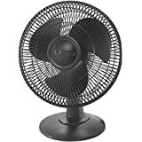 Lasko 2017 12' Table Fan, black