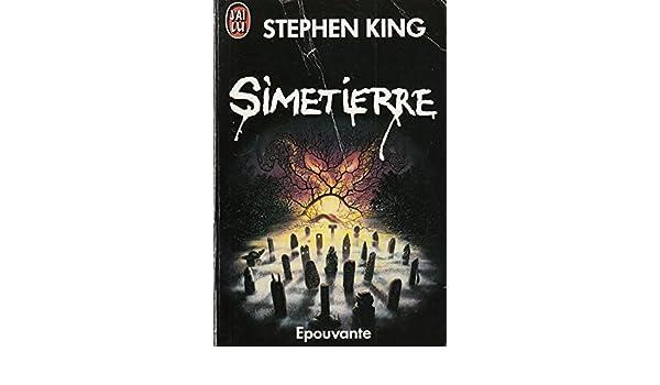 STEPHEN TÉLÉCHARGER KING SIMETIERRE