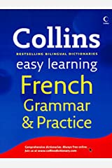 Collins Easy Learning French Grammar Practice Paperback