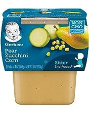 Gerber 2nd Foods Apple Peach Squash