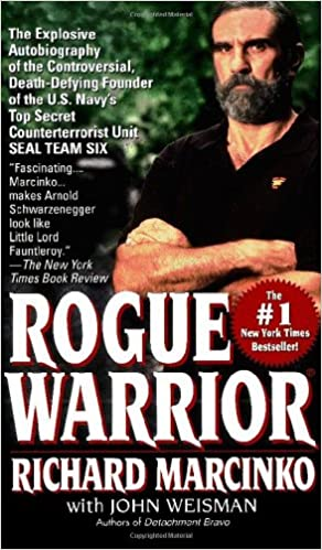 Rogue Warrior Book