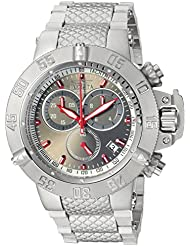 Invicta Mens Connection Quartz Stainless Steel Casual Watch, Color:Silver-Toned (Model: 24720)