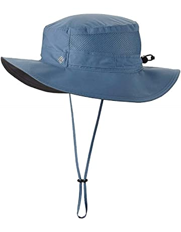 ac2c40ea Columbia Unisex Bora Bora II Booney Hat, Moisture Wicking Fabric, UV Sun  Protection