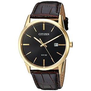 Citizen Men's BI5002-06E New Quartz Black Dial Wrist Watch