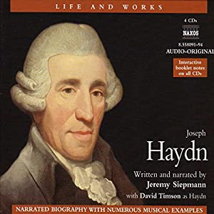 Joseph Haydn: His Life and Works Hörbuch