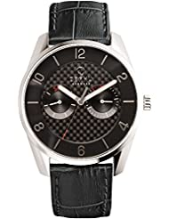 OBAKU V171GMCBRB Mens Wrist Watches, Classic Multifunction Watch with 3 Hands