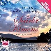 The Scarlet Kimono | Christina Courtenay