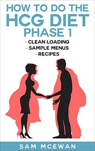 hcg diet recipe phase 1
