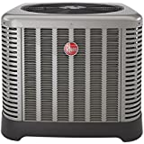 3 Ton Rheem 16 SEER R410A Two-Stage Heat Pump Condenser (Classic Series)