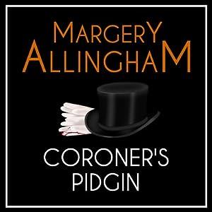 Coroner's Pidgin Audiobook