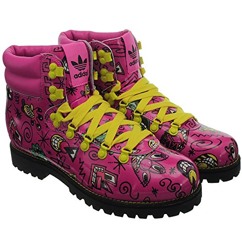 Adidas JS Face Hiking Stiefel M18988 Turnschuhe Unisex - Erwachsene Turnschuhe M18988   Freizeitschuhe   Wanderschuhe Rosa 47a1f6