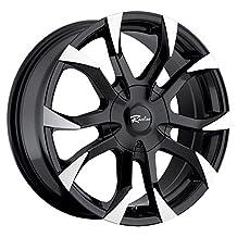 Raceline Rims Vector Black 17X7 5X110/5X4.5 +40mm