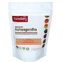 Farmberry Organic Ashwagandha Powder 230g 8oz