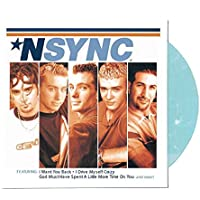 'N Sync Limited 2XLP + Bonus Tracks Exclusive limeaid Vinyls