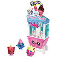 Shopkins Kinstructions Frozen Treat Stand Playset