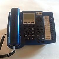 Xblue networks 45PEKT business speakerphone VIVID BLUE
