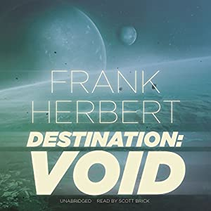 Destination: Void Audiobook