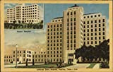Jefferson Davis Hospital Houston, Texas TX Original