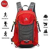 Camel Hiking Backpack Travel Backpack Outdoor...