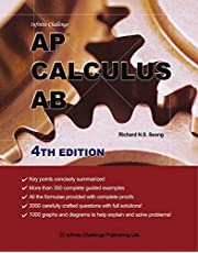 AP Calculus AB: Infinite Challenge ((4th Edition, with Full Solutions))